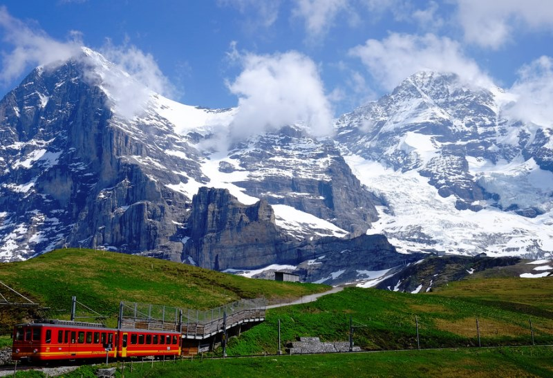 Top of Europe – Jungfraujoch, A Must See in Switzerland