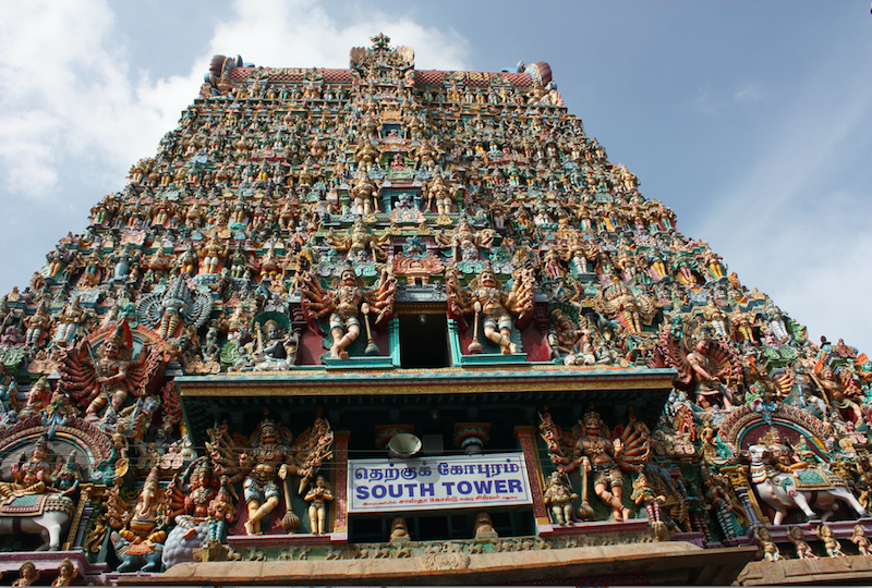 Madurai - The Athens of the East