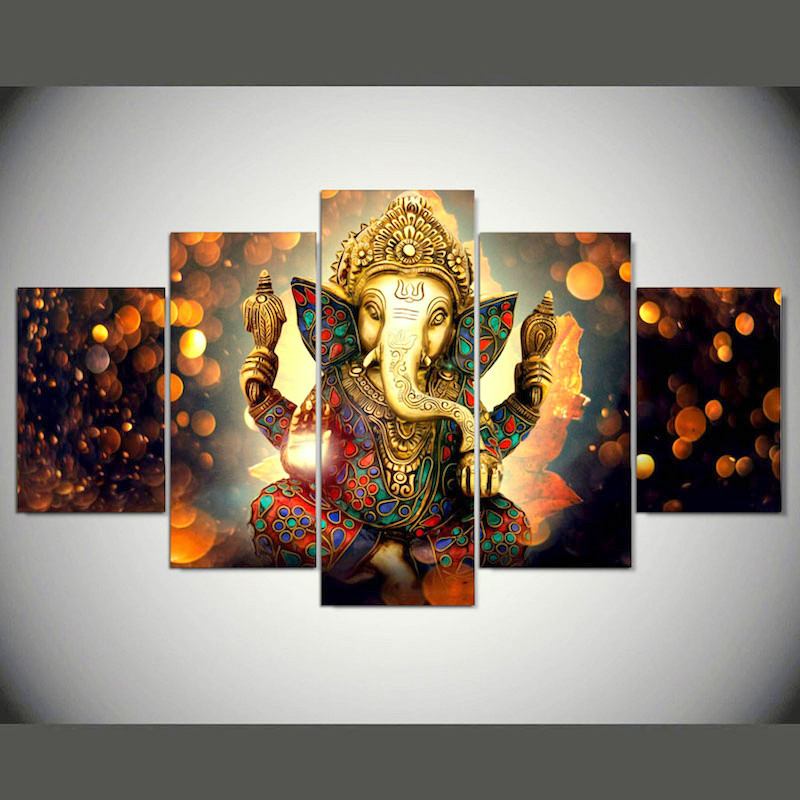 Festival of india series ganesh chaturthi festival in india for Modern home decor items india