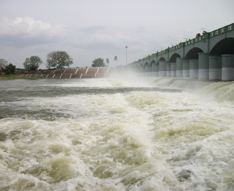 Did you know Kallanai Dam is the Fourth Oldest Dam in the World?