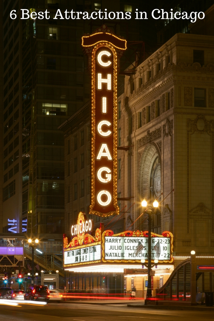 Six Best Attractions In Chicago Things To Do In Chicago