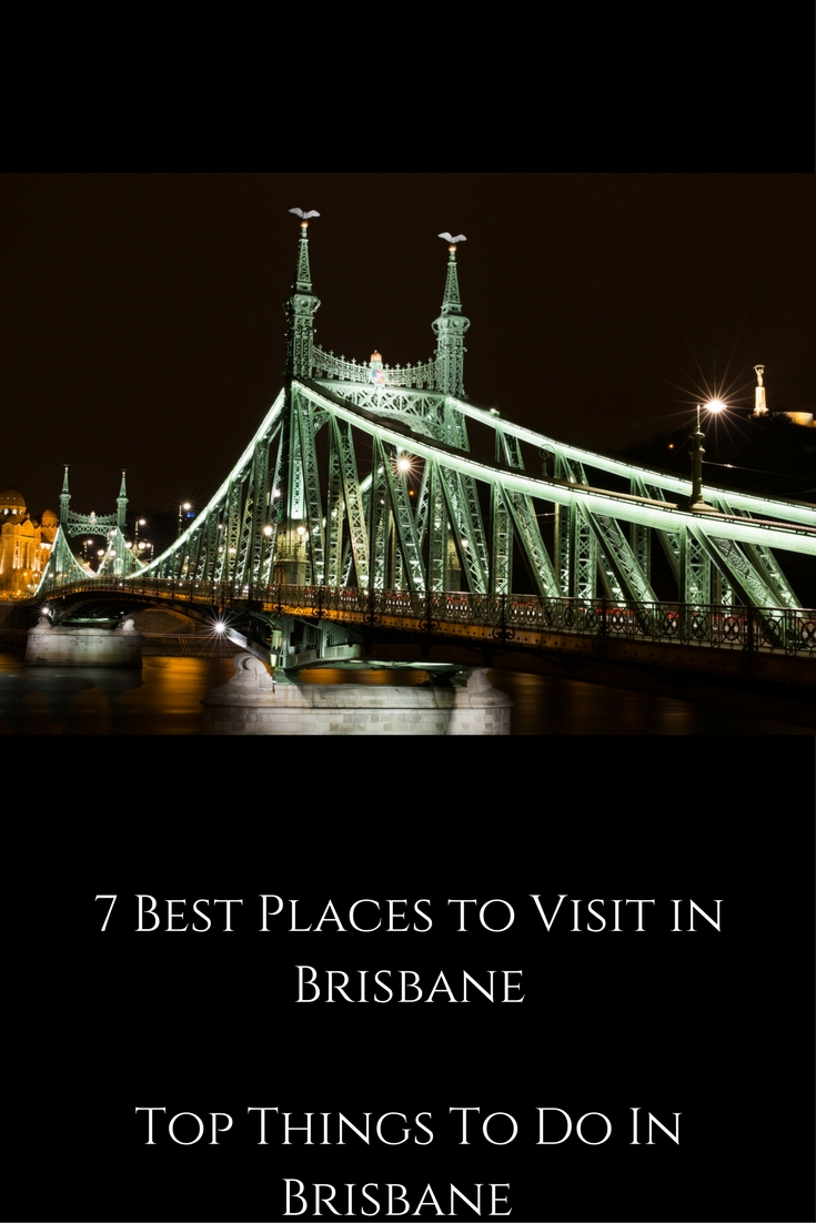 Places to go on dates in Brisbane