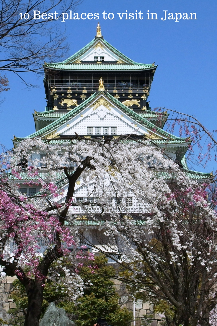 Top 10 destinations in japan best places to visit in japan for Top 10 places to travel to