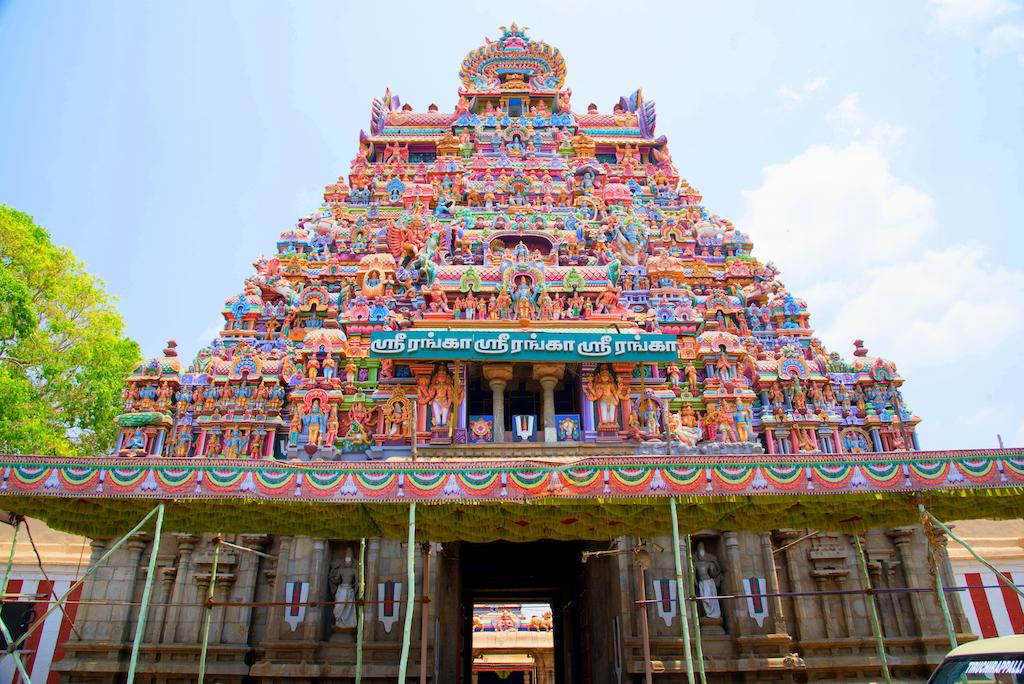 Sri Ranganathaswamy Temple Srirangam, Tiruchirapalli, Tamil Nadu