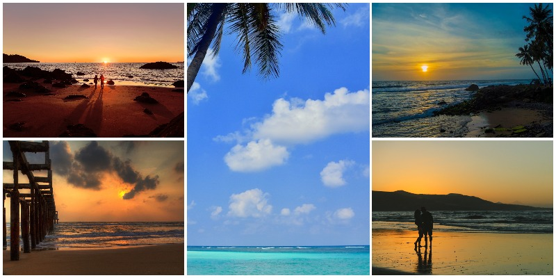 Best Beaches in India for Honeymoon - Top Beaches in India