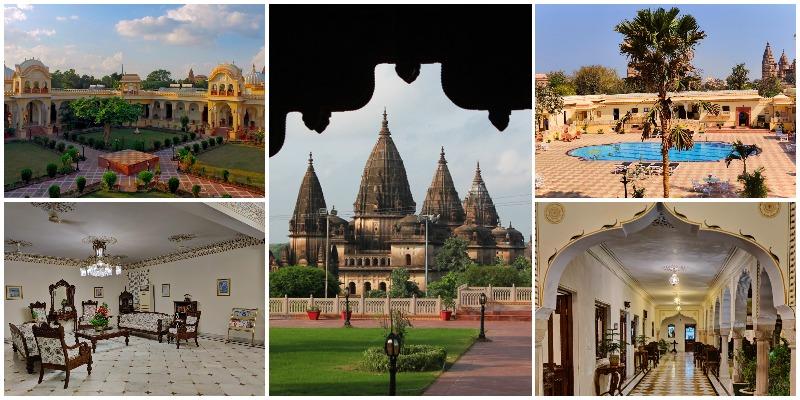 Amar Mahal Orchha, MP, India - Best Orchha Hotels
