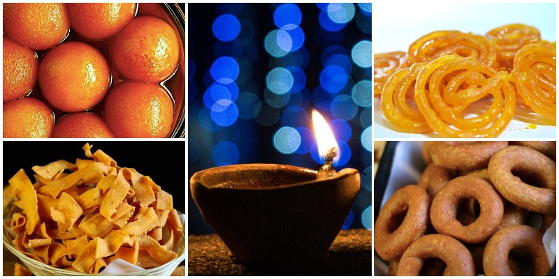 Easy Diwali Sweets And Snacks Recipes