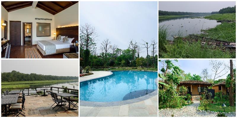 Best Chitwan Resort - Jungle Villa Resort, Chitwan, Nepal