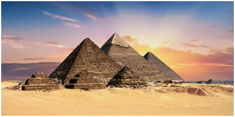 4 Best Places To See In Egypt, Africa