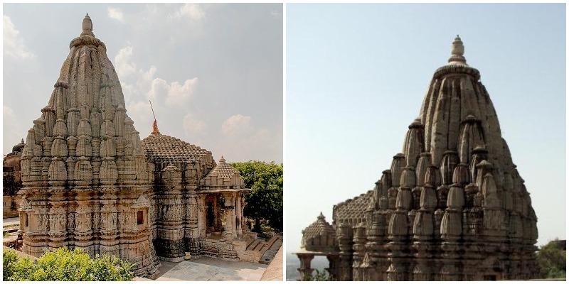 Incredible Samadhishwara Temple, Chittorgarh, Rajasthan, India