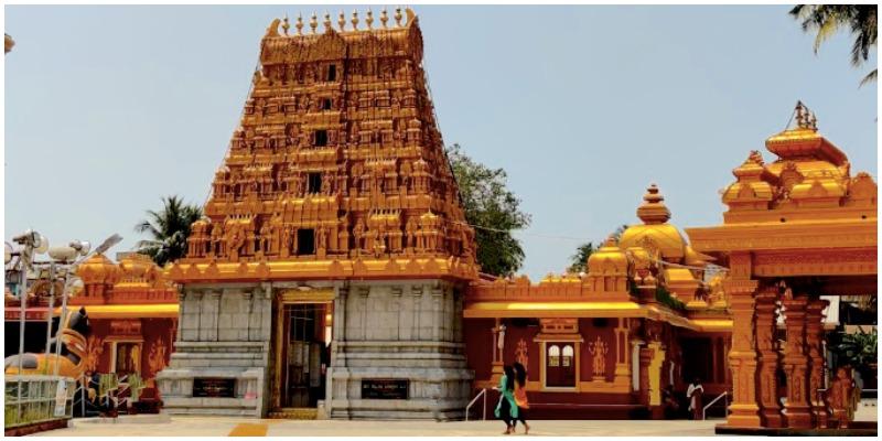 Kudroli Temple Mangalore - Kudroli Gokarnanatheshwara Temple