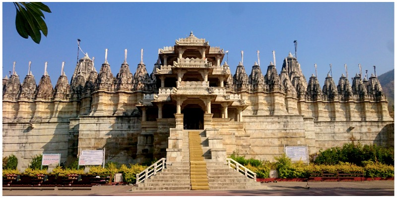 Ranakpur Jain Temple - Amazing Facts and Mysteries